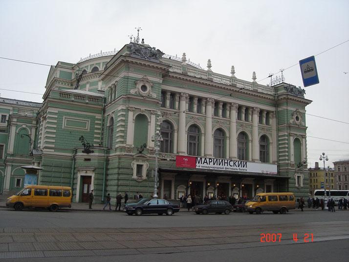 EURAS TOURS | ペテルブルク・バレエ祭旅報告